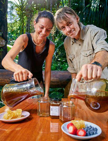 Daintree Food Trail Coastal Rainforest Honey